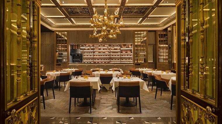 Property TheGrillatTheDorchester Restaurant Dining DiningRoom DorchesterCollection