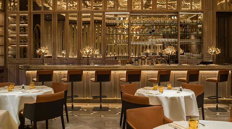 Property TheGrillatTheDorchester Restaurant Dining Interior DorchesterCollection