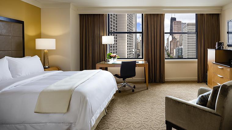 Property TheGwen Hotel GuestroomSuite KingGuestroom StarwoodHotels&ResortsWorldwideInc