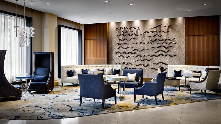 Property TheGwen Hotel PublicSpaces Lobby StarwoodHotels&ResortsWorldwideInc