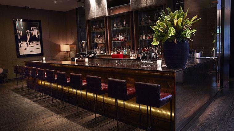 Property TheHazeltonHotel Hotel BarLounge TheBaratOneRestaurant TheHazeltonHotel