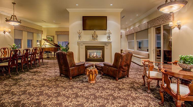 Property TheHistoricDavenportHotel Hotel GuestroomSuite PresidentialSuiteParlor MarriottInternationalInc