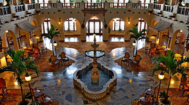 Property TheHotelHershey Hotel PublicSpaces Lobby HersheyEntertainments&Resorts