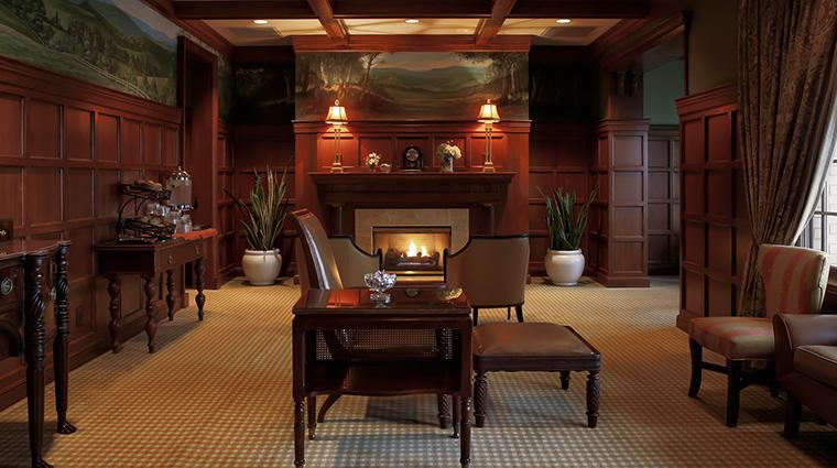 Property TheHotelHershey Hotel Spa TheQuietRoom HersheyEntertainments&Resorts