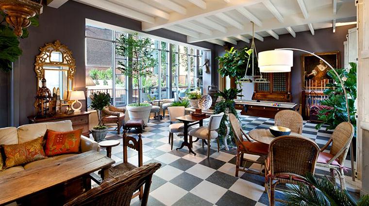 Property TheIvyHotel Hotel PublicSpaces Conservatory TheIvyHotel