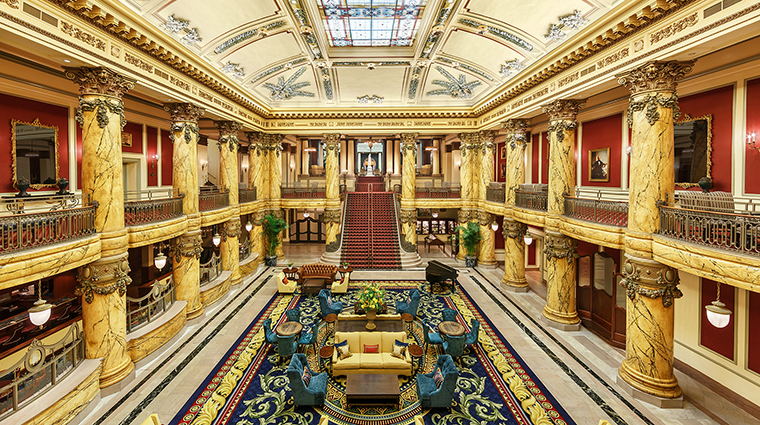 Property TheJeffersonHotel Hotel PublicSpaces RotundaLobby&GrandStaircase TheJeffersonHotel