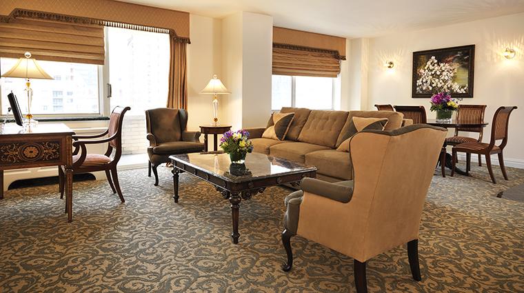 Property TheKimberlyHotel Hotel GuestroomSuite ExecutivePlusLivingRoom TheKimberlyHotel