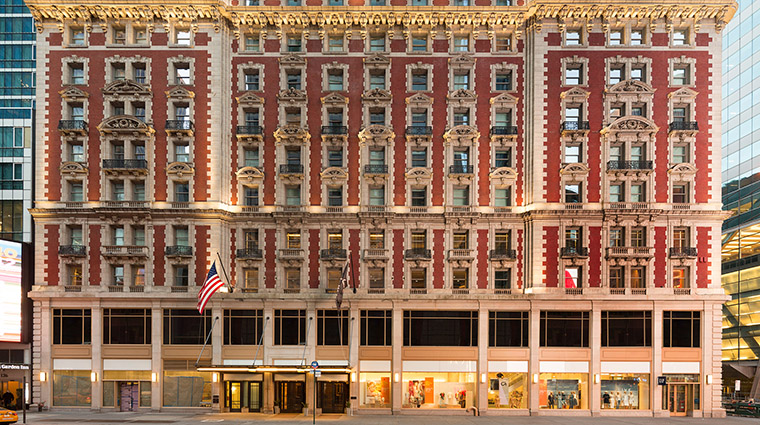The Knickerbocker Hotel New York City Hotels United States Forbes Travel Guide