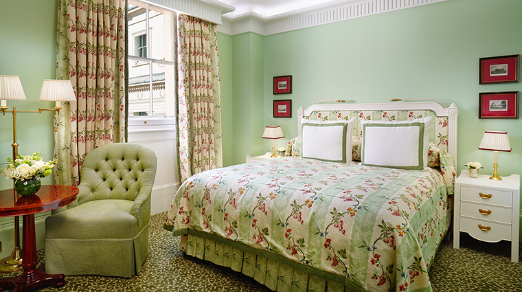 Property TheLanesborough Hotel GuestroomSuite SuperiorRoom OetkerHotelManagmentCompany