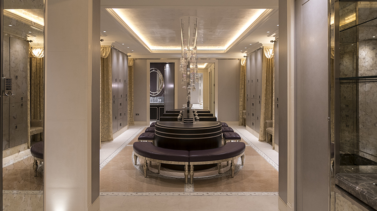 Property TheLanesborough Hotel Spa LadiesChangingArea OetkerHotelManagmentCompany