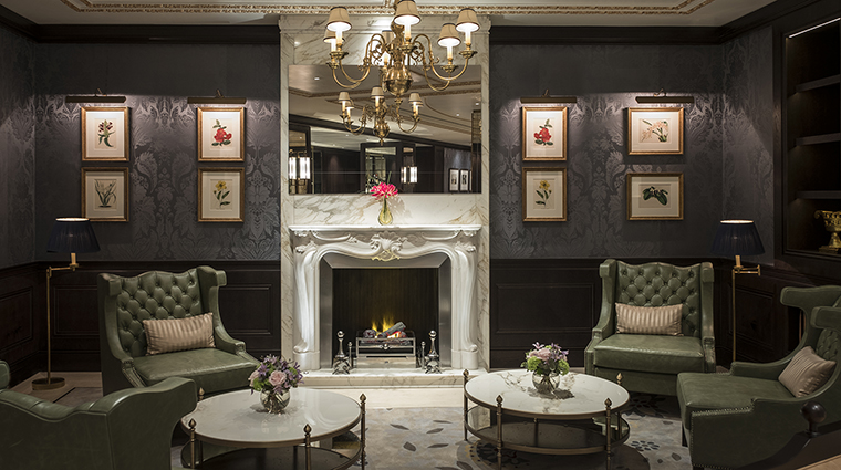 Property TheLanesborough Hotel Spa RestaurantSeatingArea OetkerHotelManagmentCompany