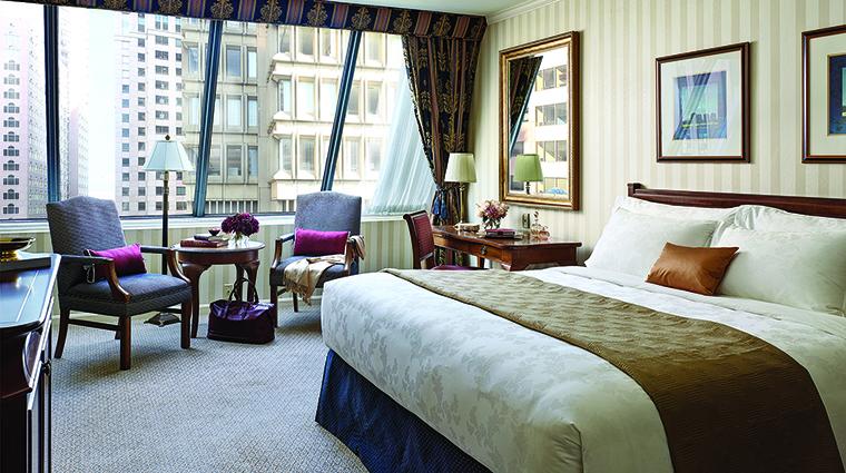 Property TheLanghamBoston Hotel GuestroomSuite DeluxePremierRoom LanghamHotelsInternationalLimited