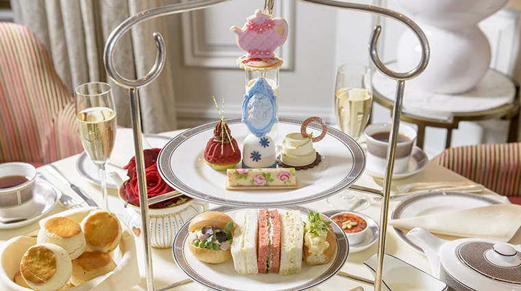 Property TheLanghamLondon Hotel Activities AfternoonTeaLondon LanghamHotelsInternationalLimited