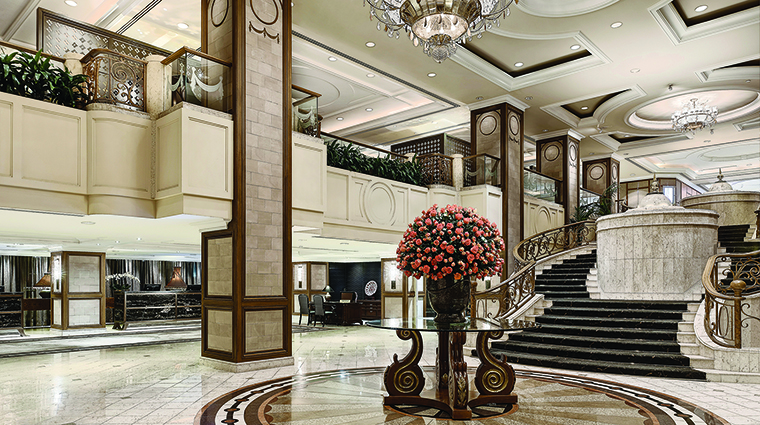 Property TheLanghamMelbourne Hotel PublicSpaces Lobby LanghamHotels&Resorts