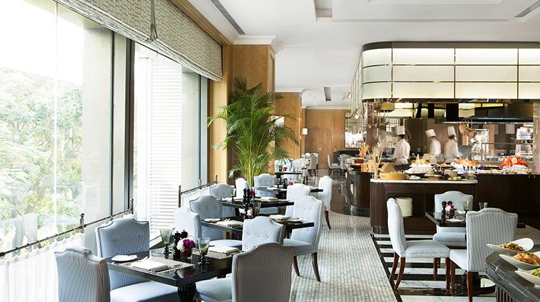 Property TheLanghamShenzhen Hotel 10 Restaurant Silk DiningRoom CreditLanghamHotelsInternationalLimited