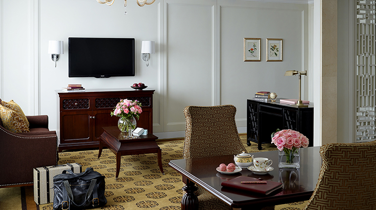 Property TheLanghamShenzhen Hotel 6 GuesteroomSuite MarquisSuite LivingRoom CreditLanghamHotelsInternationalLimited