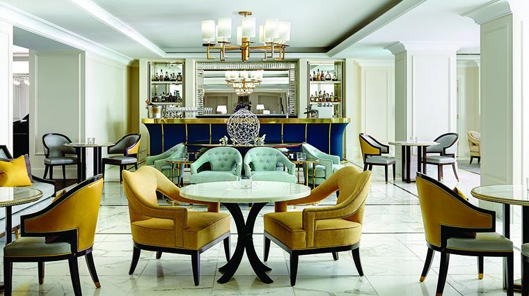 Property TheLanghamSydney Hotel Dining PalmCourtBar LanghamHotelsInternationalLimited