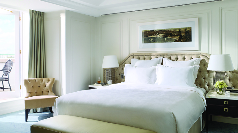 Property TheLanghamSydney Hotel GuestroomSuite OneBedroomSuite LanghamHotelsInternationalLimited