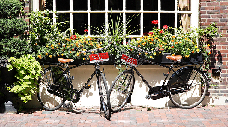 Property TheLibertyHotel Hotel Activities BikeRental StarwoodHotels&ResortsWorldwideInc