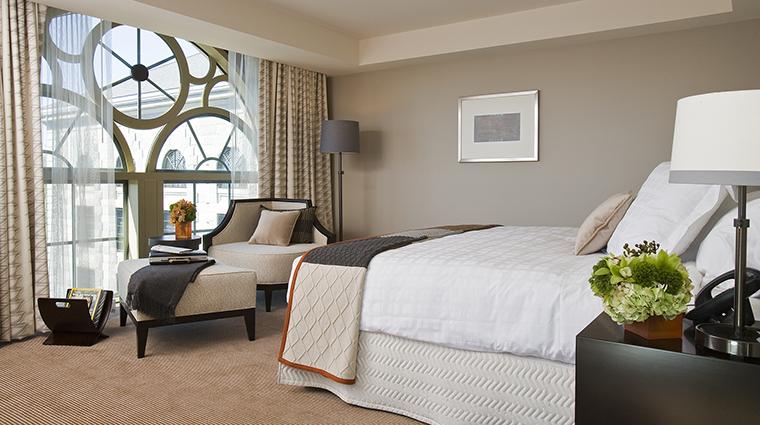 Property TheLibertyHotel Hotel GuestroomSuite HistoricJailRoom StarwoodHotels&ResortsWorldwideInc