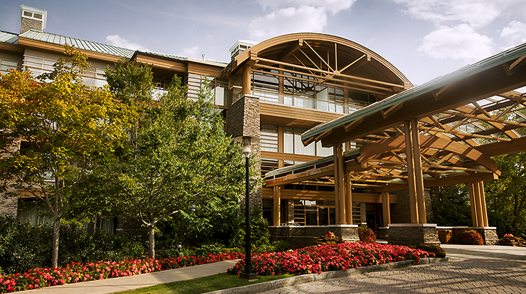 Property TheLodgeatTurningStoneResortCasino Hotel Exterior Entrance TurningStoneResortCasino