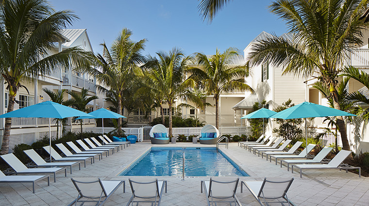 Property TheMarkerWaterfrontResort Hotel PublicSpaces PoolDeck TheMarkerResortKeyWest