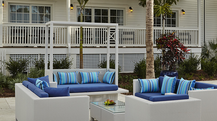 Property TheMarkerWaterfrontResort Hotel PublicSpaces PoolDeckSeating TheMarkerResortKeyWest