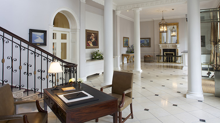 Property TheMerrion Hotel PublicSpaces FrontofHouse TheMerrionHotel