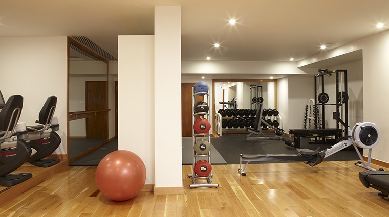 Property TheMetropolitanbyCOMOLondon Hotel Spa Gym TheCOMOGroup