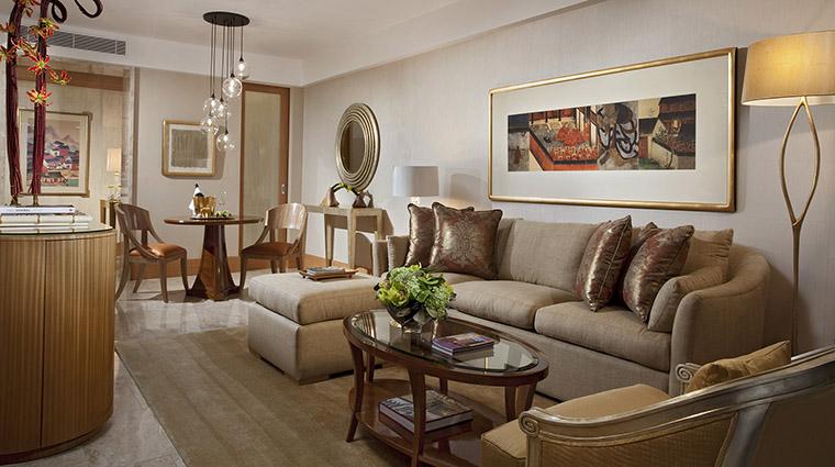 Property TheMulia Hotel GuestroomSuite TheEarlSuiteLivingRoom TheMulia