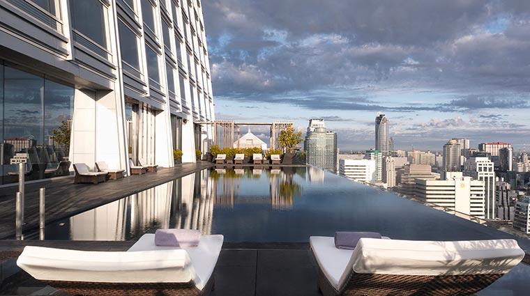 Property TheOkuraPrestigeBangkok Hotel PublicSpaces Pool 2 CreditTheOkuraPrestigeBangkokHotel