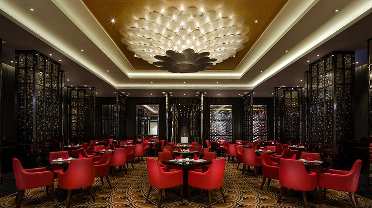Property TheParisianMacao Hotel Dining LotusPalace VenetianCotaiLimited