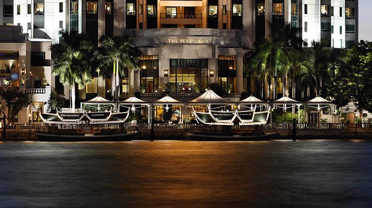 Property ThePeninsulaBangkok 1 Hotel Exterior RiverFrontView CreditTheHongkongandShanghaiHotelsLimited