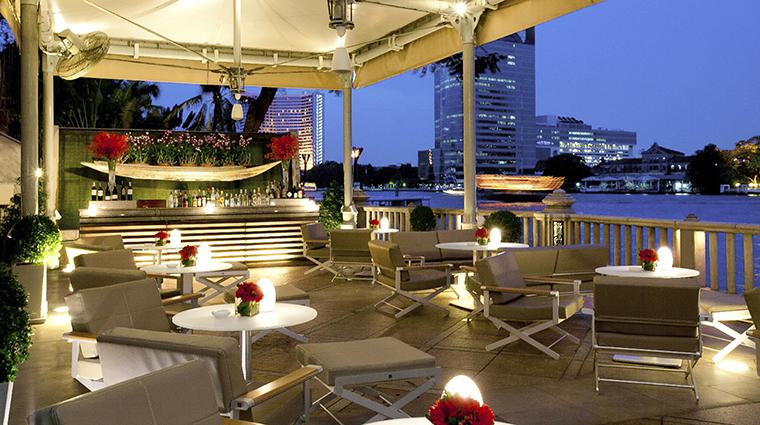 Property ThePeninsulaBangkok 11 Hotel BarLounge TheRiverBar CreditTheHongkongandShanghaiHotelsLimited
