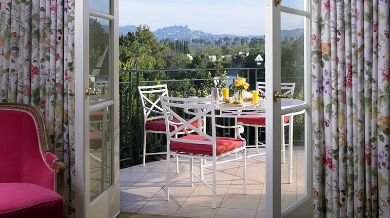 Property ThePeninsulaBeverlyHills Hotel GuestroomSuite BeverlySuiteBalcony ThePeninsulaHotels