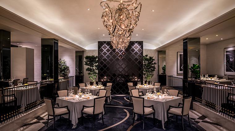 Property ThePeninsulaManila Hotel Dining OldManilaDiningRoom ThePeninsulaHotels
