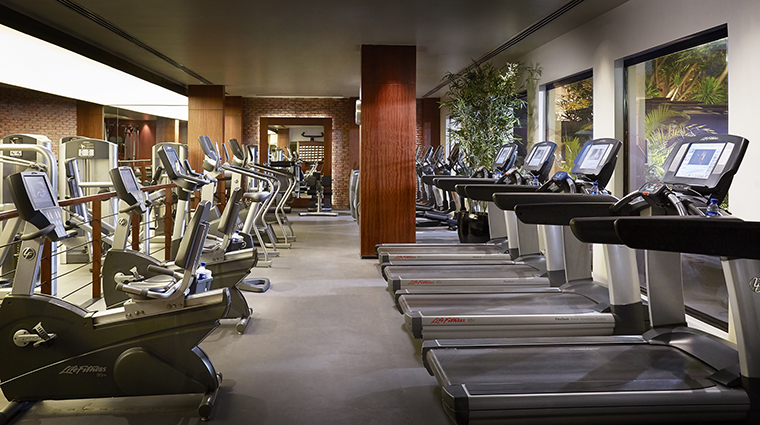 Property ThePeninsulaManila Hotel PublicSpaces FitnessCenter ThePeninsulaHotels