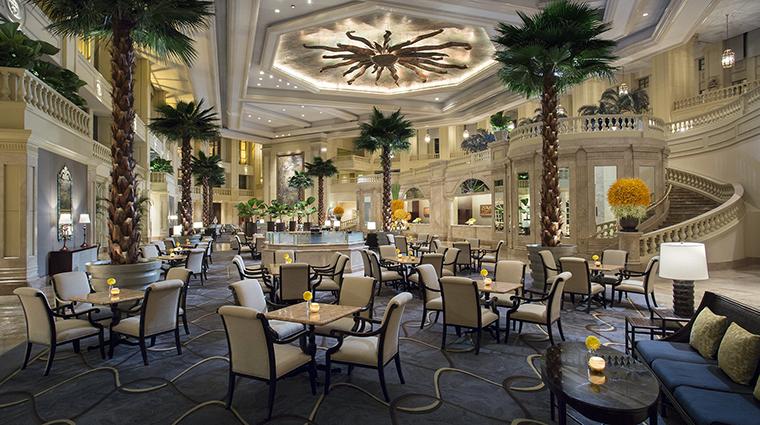 Property ThePeninsulaManila Hotel PublicSpaces Lobby ThePeninsulaHotels