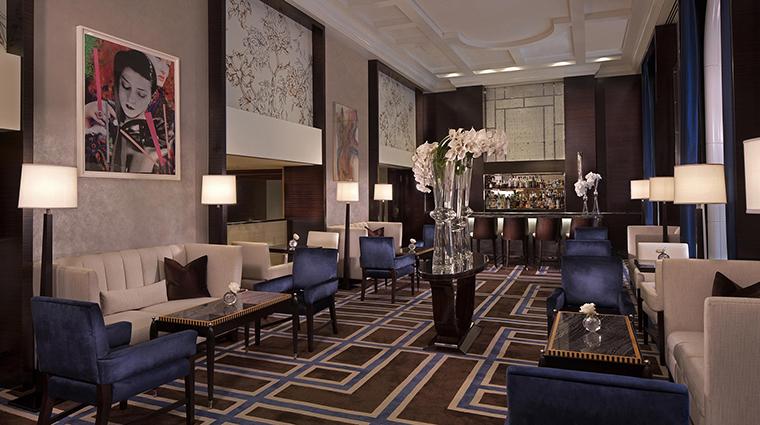 Property ThePeninsulaNewYork Hotel BarLounge GothamLounge ThePeninsulaHotels
