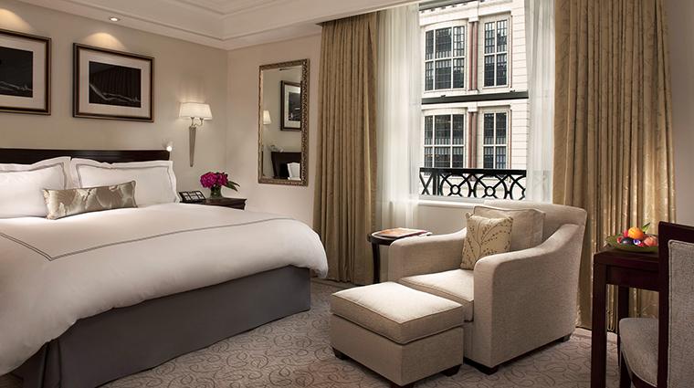 Property ThePeninsulaNewYork Hotel GuestroomSuite GrandLuxeRoom ThePeninsulaHotels