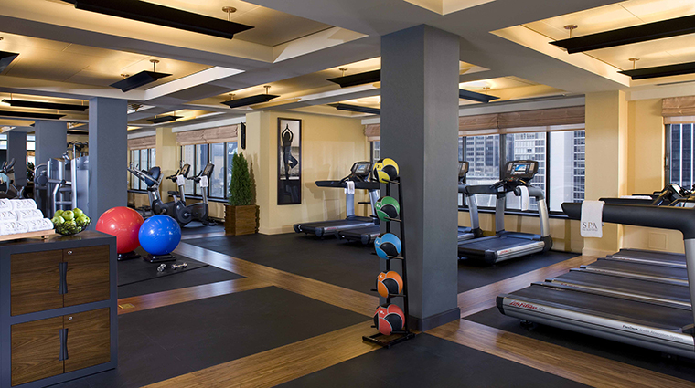 Property ThePeninsulaNewYork Hotel PublicSpaces FitnessCentre ThePeninsulaHotels