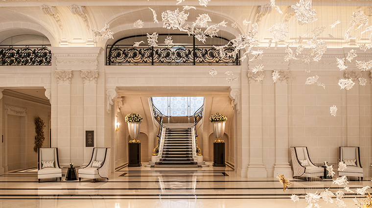 The peninsula paris paris hotels paris france for Guide hotel france