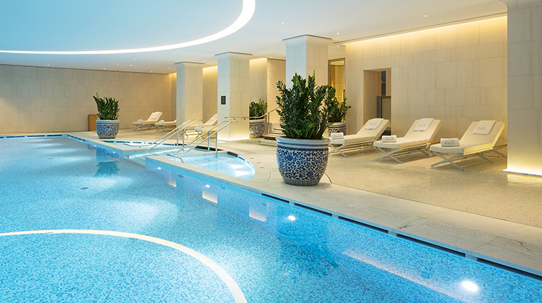 Property ThePeninsulaParis Hotel PublicSpaces SwimmingPool ThePeninsulaHotels