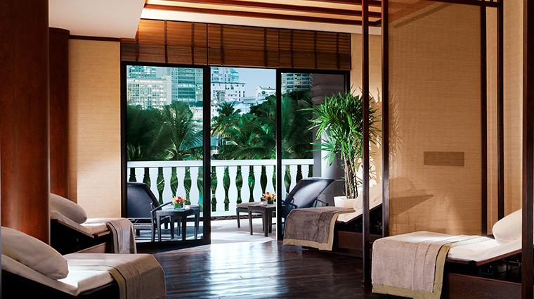 Property ThePeninsulaSpaBangkok 3 Spa Style RelaxationArea CreditTheHongkongandShanghaiHotelsLimited