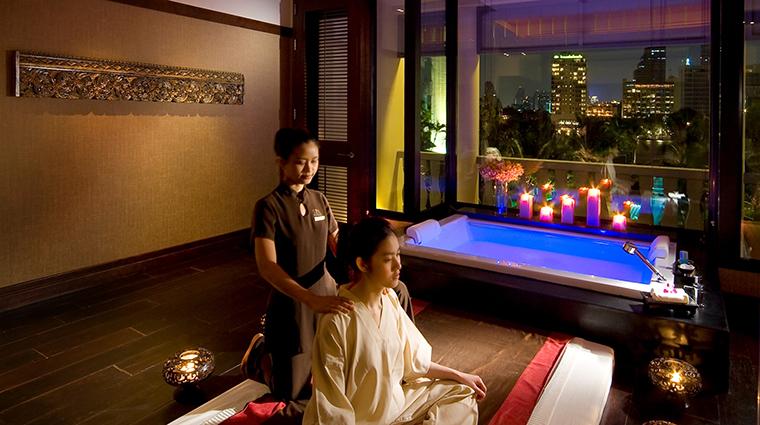 Property ThePeninsulaSpaBangkok 5 Spa Style ThaiMassage CreditTheHongkongandShanghaiHotelsLimited