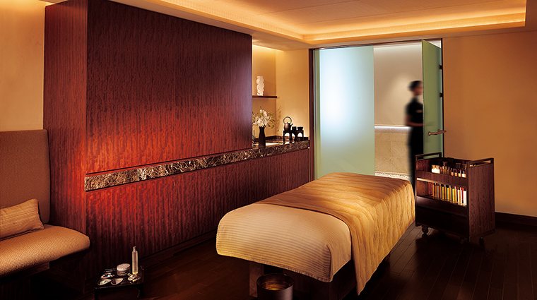 Property ThePeninsulaTokyoSpa Spa TreatmentRoom ThePeninsulaHotels