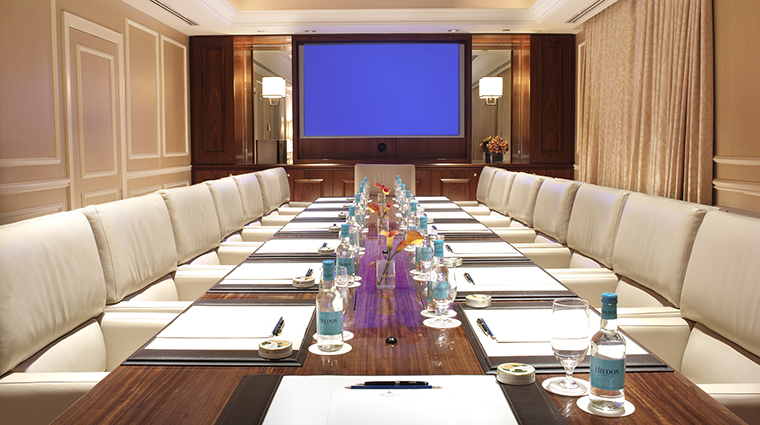 Property ThePierreATajHotel Hotel PublicSpaces MadisonBoardroom TajHotelsResortsandPalaces
