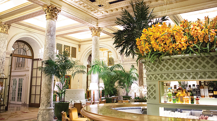 Property ThePlazaHotel Hotel Dining ThePalmCourtArchitecture TheFiveStarTravelCorporation