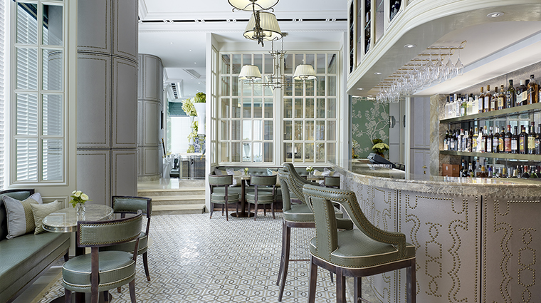 Property ThePottingerHongKong Hotel Dining GradiniRistoranteEBarItalianoBar ThePottingerHongKong