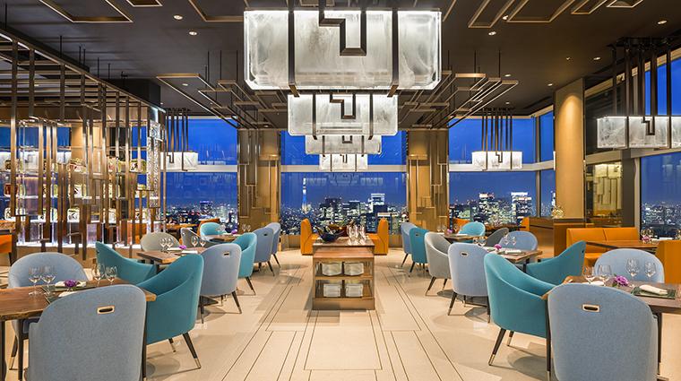 Property ThePrinceGalleryTokyoKioicho Hotel Dining WashokuMainDining PrinceHotelsInc